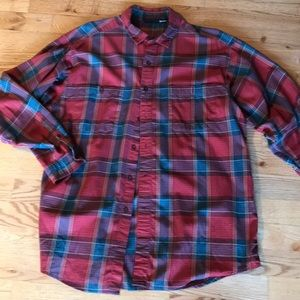 Men's Patagonia Flannel Button Down Shirt
